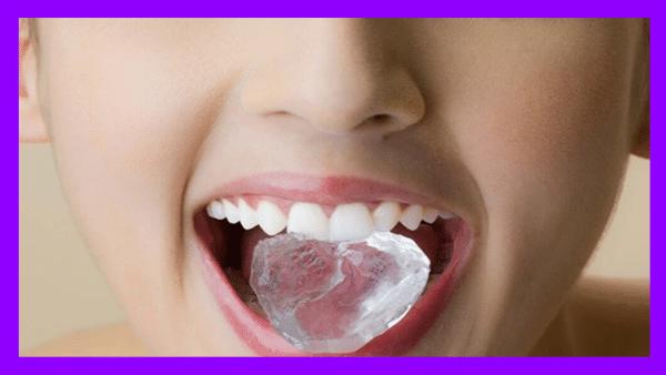 Chữa tuỷ răng nên kiêng ăn gì